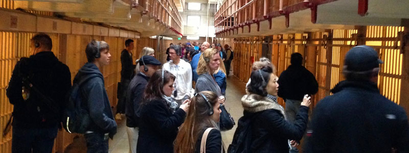 Alcatraz-Island-Cell-House-guided-Tour