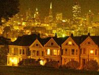 San Francisco City Night Tour